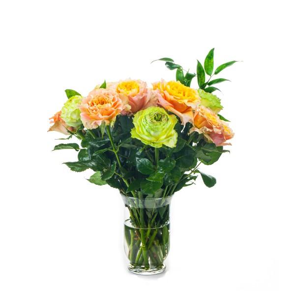 Bio Blumenstrauß Classic